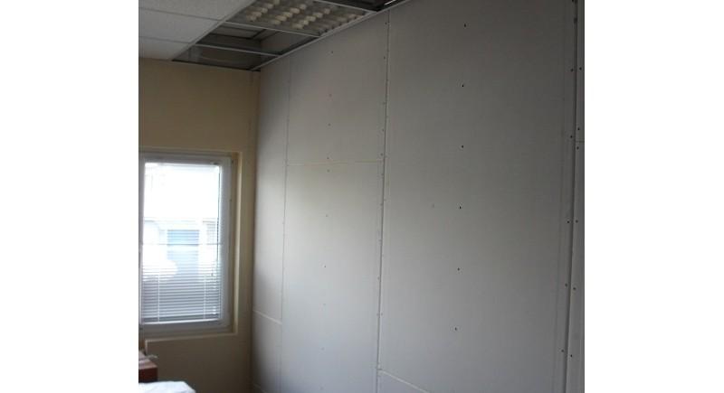 Преградна стена с гипсокартон