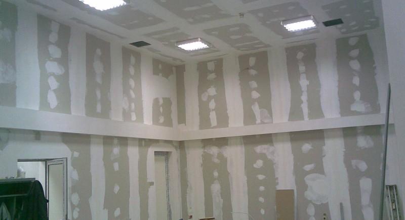 Предстенни обшивки и окачени тавани