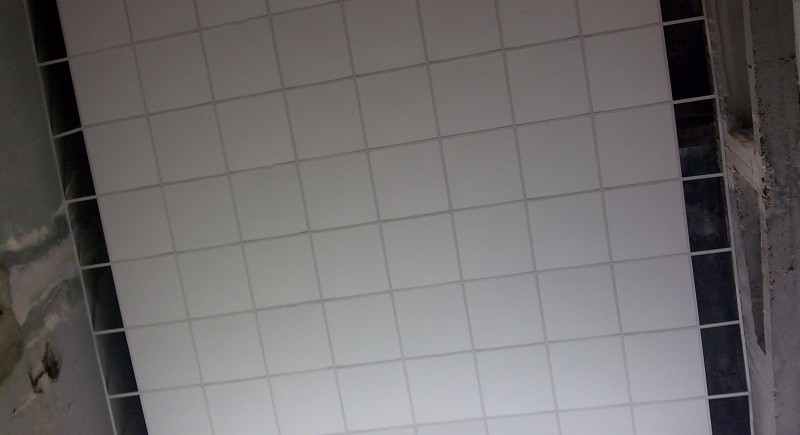 Монтаж на окачени растерни тавани ,Армстронг.