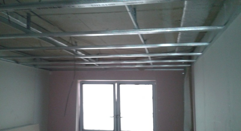 Metal Furring or MF ceilings