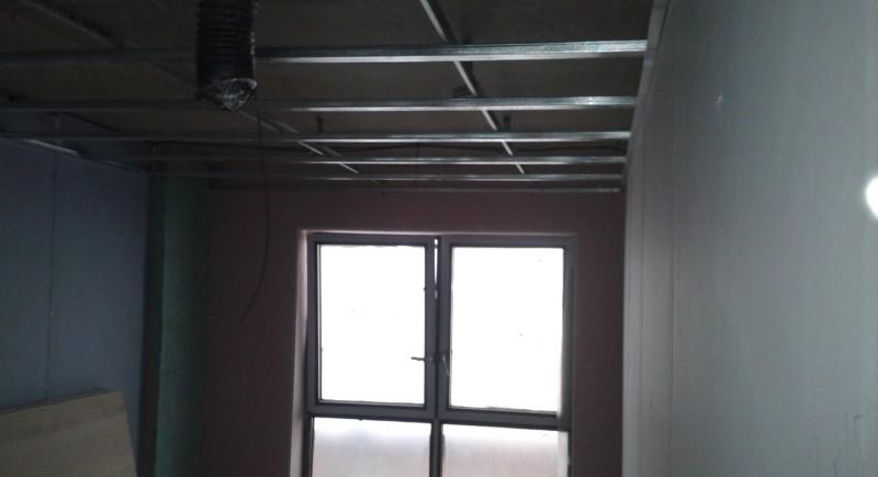 Suspended Ceiling , Metal furring