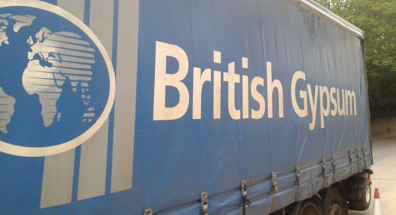 British gypsum .