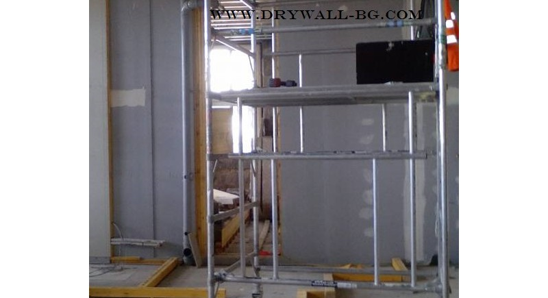 partition wall wood frame ,Scottland