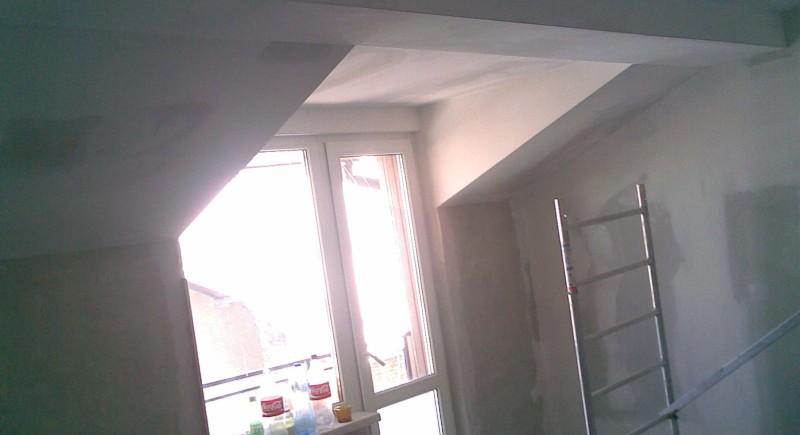 Монтаж и доставка на окачени тавани от гипсокартон на гредоред.